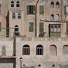 Old Town St.Julian's Bay, Malta by seymourpics