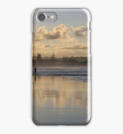 Beach Afternoon ...Kingscliff  iPhone Case/Skin