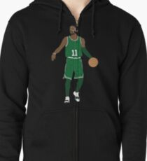 Masked Kyrie Irving Zipped Hoodie