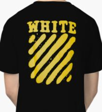 Off White Yellow Edition Classic T-Shirt