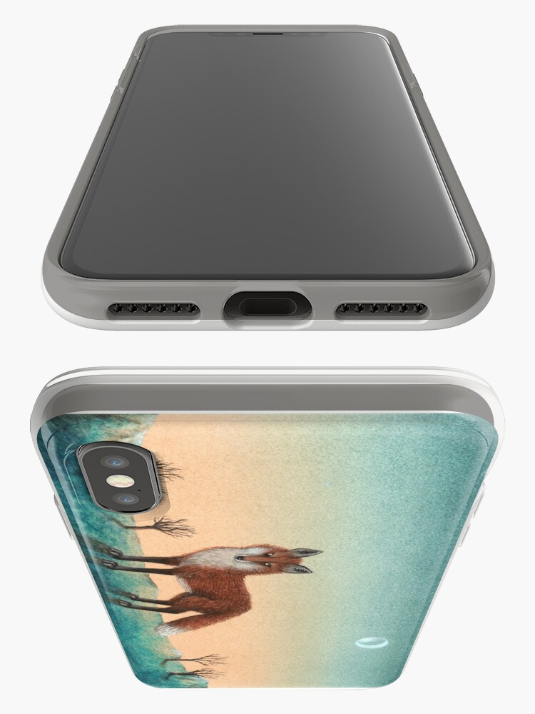 Alternate view of Fox iPhone Cases & Covers