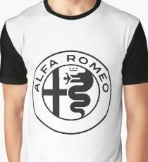 Alfa Romeo Graphic T-Shirt