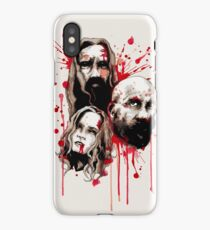 Cleansing Of The Wicked iPhone Case/Skin