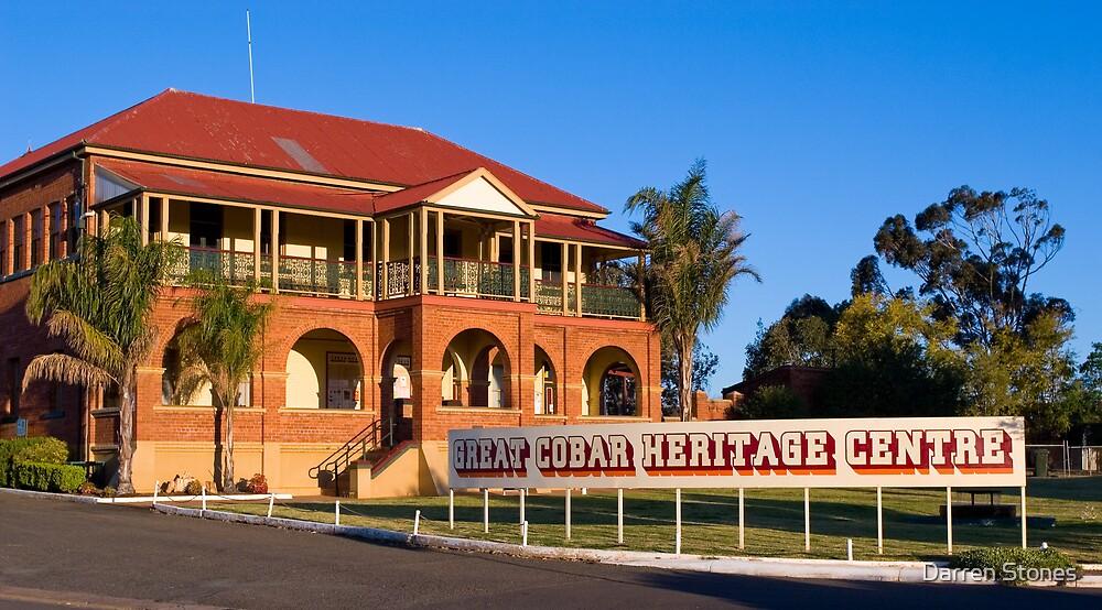 Cobar Heritage Centre by Darren Stones