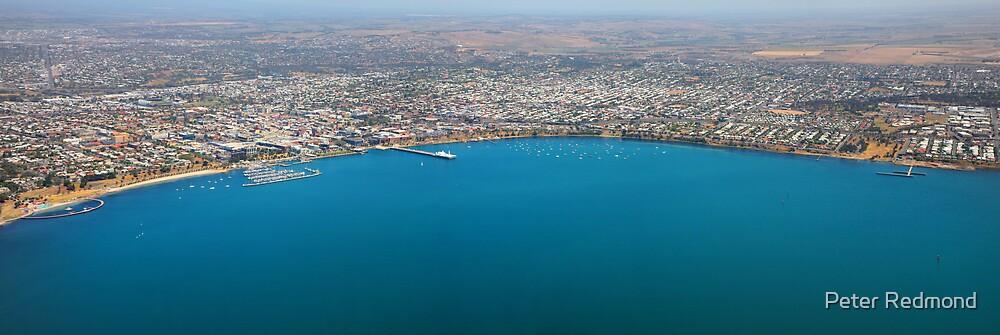 Geelong Panorama by Peter Redmond