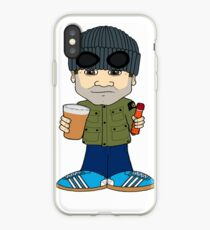 Football Casual iPhone Case