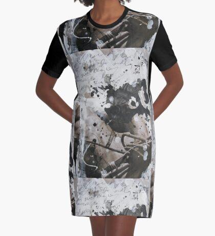 Confession Graphic T-Shirt Dress