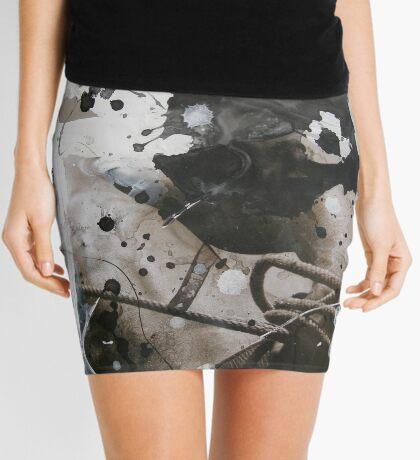 Confession Mini Skirt