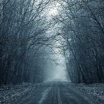 Gloomy Road to Nowhere by AprilKoehler