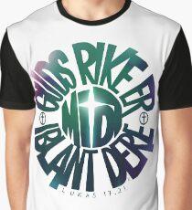 Guds rike er midt iblant dere Graphic T-Shirt