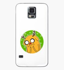 Jake the Dog Reindeer Adventure Time Christmas  Case/Skin for Samsung Galaxy