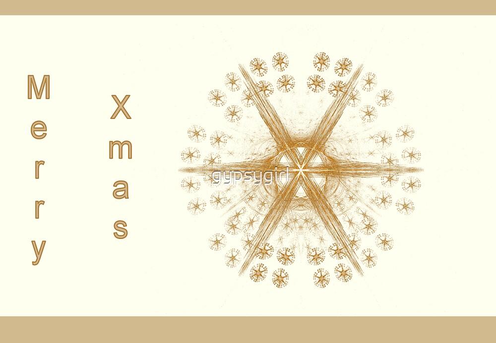 Merry Xmas I by gypsygirl