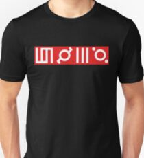 30 seconds to mars red box Unisex T-Shirt