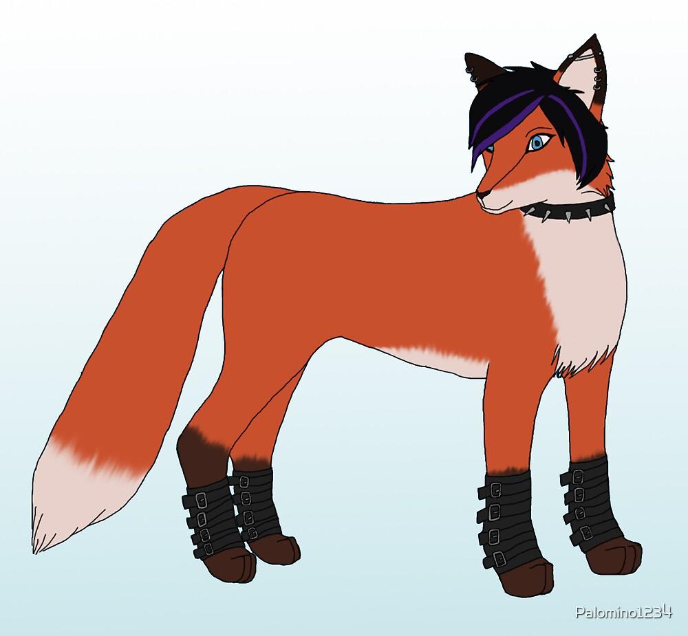 Fox by Palomino1234