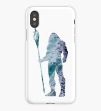 Water Man iPhone Case/Skin