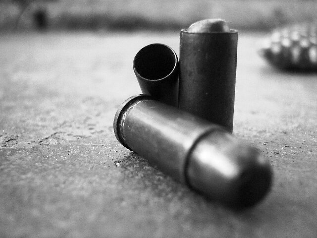 Bullets by emma relph