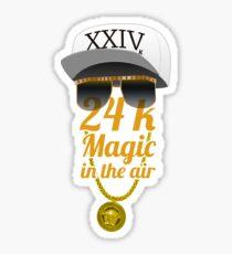 Magic in the Air Sticker
