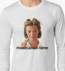 Medication Time Long Sleeve T-Shirt