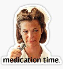 Medication Time Sticker