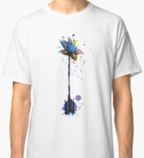 Flowers from Arrows Classic T-Shirt