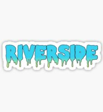 drip uc riverside Sticker