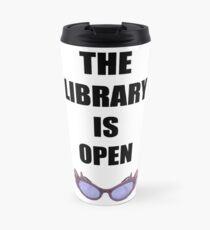 RuPaul - Library Travel Mug