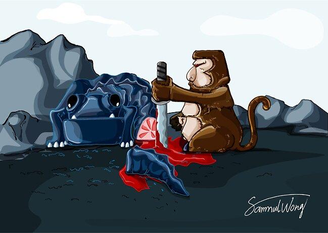 sammul_illustrator by sammulwong
