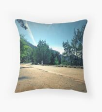 Fabled Fotografers Throw Pillow