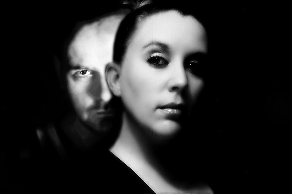 King & Queen Of The Underworld (Collaboration w/ Henk Stolk) by Tara Johnson