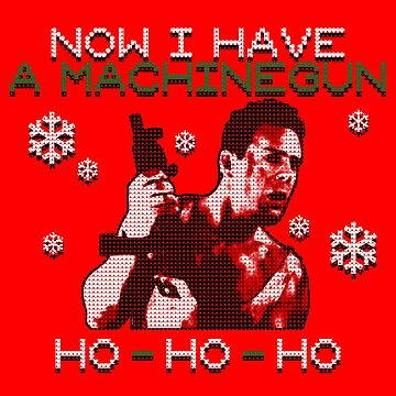 A Die Hard Christmas by CCCDesign
