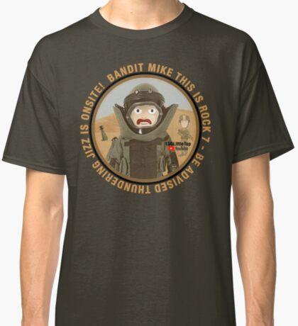 THUNDERING JIZZ IS ONSITE Classic T-Shirt