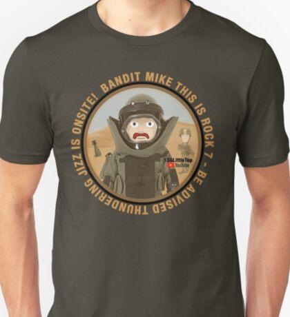 THUNDERING JIZZ IS ONSITE T-Shirt