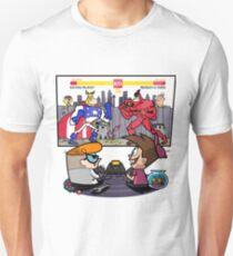 Dexter & Timmy Turner  Unisex T-Shirt