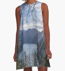 Mountain View A-Line Dress