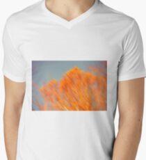 Autumn Colours - no8900 Men's V-Neck T-Shirt