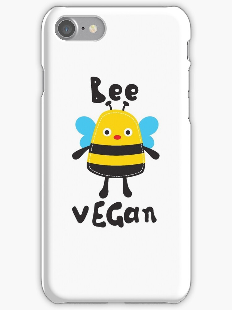 BEE VEGAN by rule30