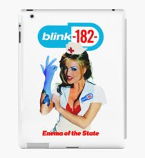Enema of the State iPad Case/Skin