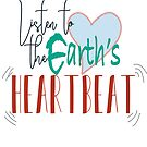 Listen to the Earth's Heartbeat by elee