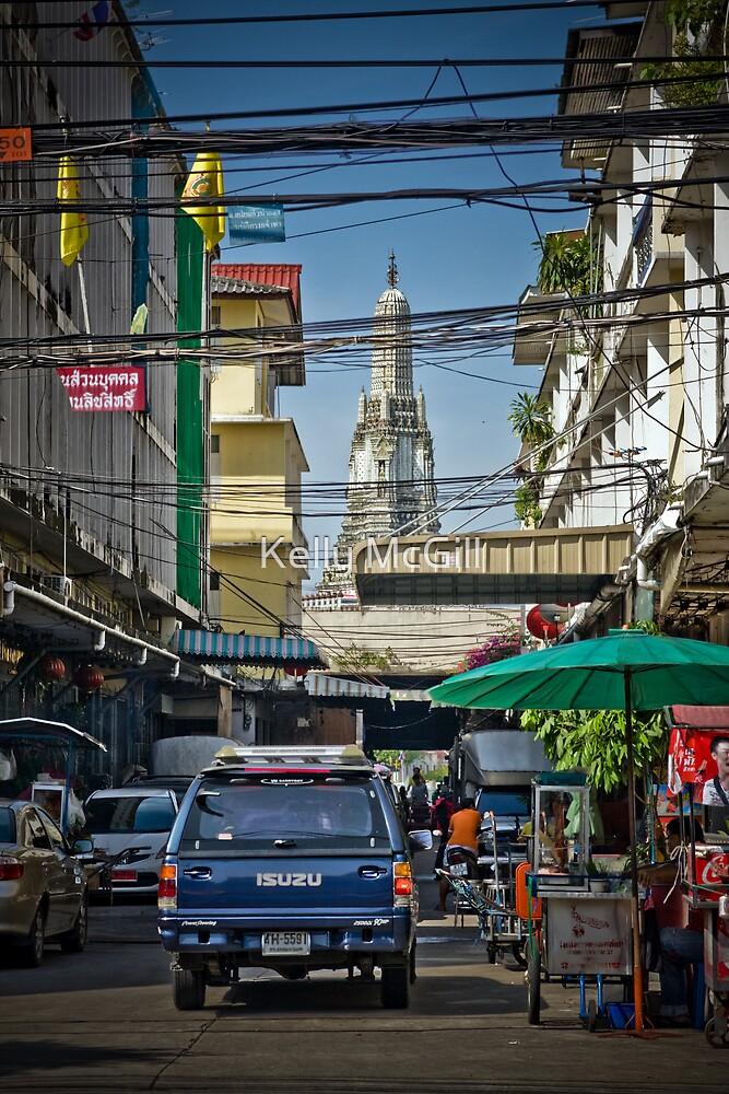 Bangkok, Thailand by Kelly McGill