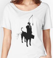 Yupptaur Slave Gimp  Women's Relaxed Fit T-Shirt