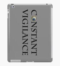 Constant Vigilance iPad Case/Skin