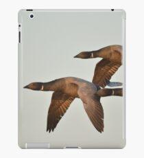 Brent trio iPad Case/Skin