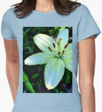 Yellow Lily Flower T-Shirt