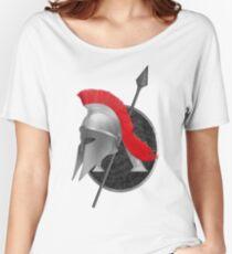 Spartan Helmet Women's Relaxed Fit T-Shirt