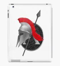Spartan Helmet iPad Case/Skin