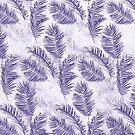 Dusty Purple Palms by Tammy Wetzel