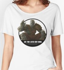 Korg Knows Women's Relaxed Fit T-Shirt