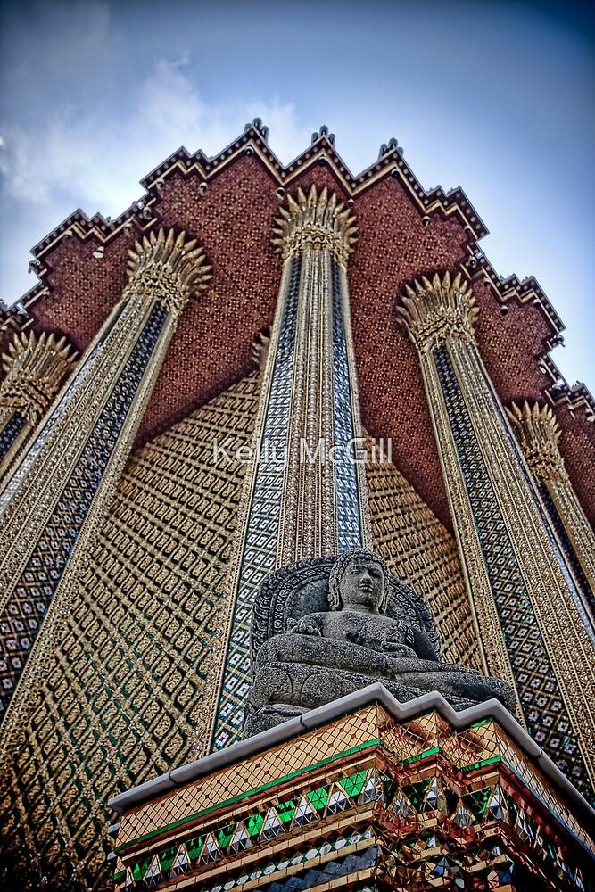 Grand Detail - Bangkok, Thailand by Kelly McGill