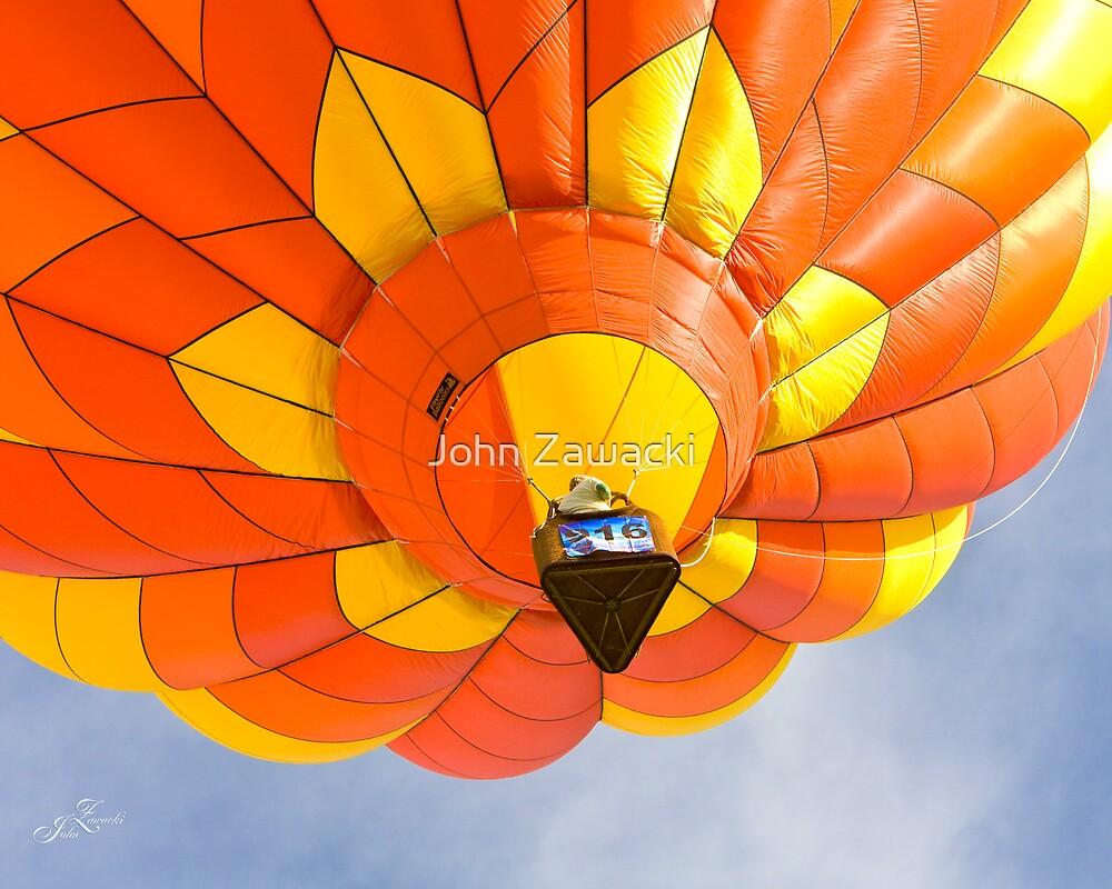 Hot Air Balloon #2667 by John Zawacki