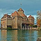 Château de Chillon von Ikramul Fasih